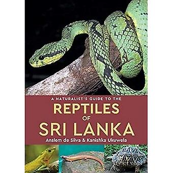 A Naturalist's Guide to the Reptiles of Sri Lanka (Naturalist's Guides)