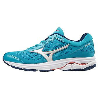 Mizuno Womens Wave Rider 22 Running Shoes Road Breathable Lightweight Mesh Upper