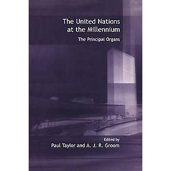 Der Vereinten Nationen auf dem Millenniumsgipfel der Hauptorgane von Bräutigam & A. J. R.