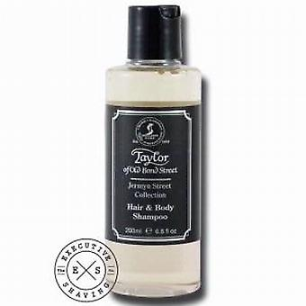 Taylor of Old Bond Street Jermyn Street Hair & Body Shampoo (200ml)