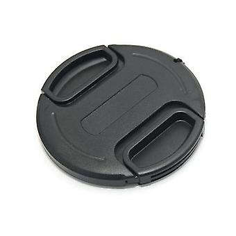 Dot.Foto 86mm Snap On Lens Cap with string / leash for Cameras, Camcorders and Lenses - Canon, Fujifilm, JVC, Leica, Nikon, Olympus, Panasonic, Pentax, Samsung, Sigma, Sony..