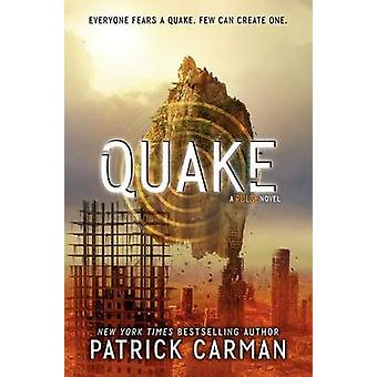 Quake by Patrick Carman - 9780062085900 Book