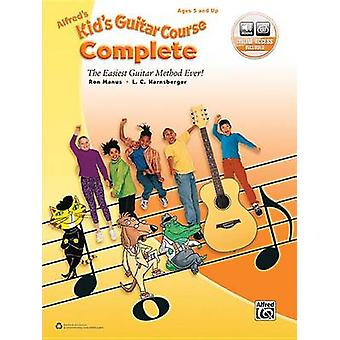 Alfred's Kid's Guitar Course Complete - The Easiest Guitar Method Ever