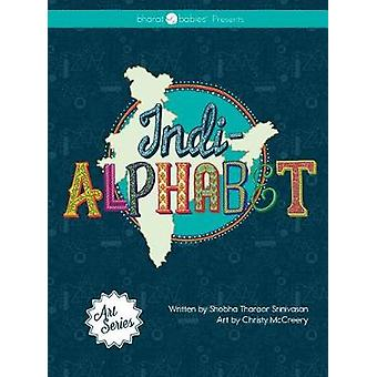 Indi-Alphabet by Bharat Babies - 9781684015832 Book