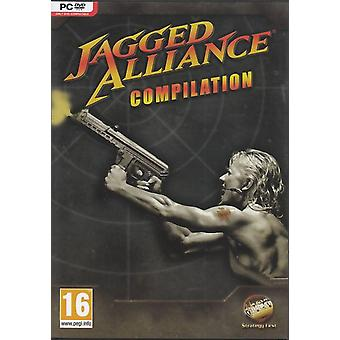 Jagged Alliance Compilation 1 & 2 + Expansions - PC