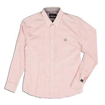 Henri Lloyd Howard Club Regular Pinstripe Shirt, Jack Fruit