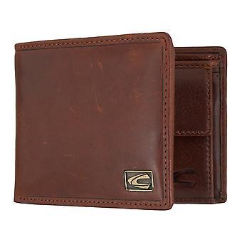 Camel active męskie portfel portfel portmonetka z chipów RFID ochrony koniak 7321