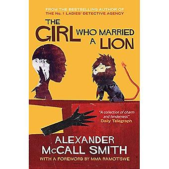 The Girl Who Married A Lion: Folktales From Africa: Adult Edition
