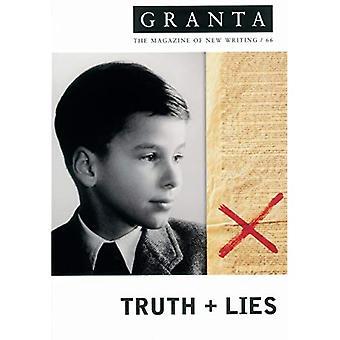 Granta 66: Truth and Lies