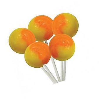 4 sac de 5 mégasuènes à saveur d'orange et de citron