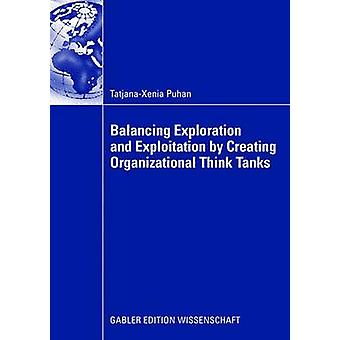 Balancing Exploration and Exploitation by Creating Organizational Think Tanks by Frost & Prof. Dr. Jetta