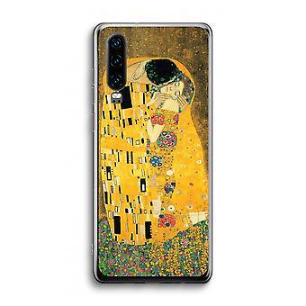 Huawei p30 transparente caso-der Kuss