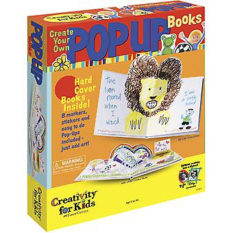 Create Your Own Pop Up Book Kit 1093Ck