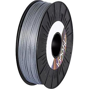 Filament Innofil 3D FL45-2021A050 PLA compound, Flexible 1.75 mm Silver 500 g