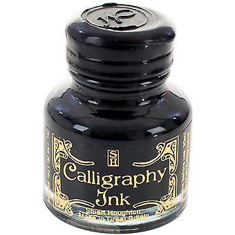 Manuscript Black Calligraphy Ink 30ml-           MSH420BL