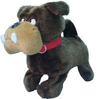 Import dog Bulldog (Toys , Dolls And Accesories , Soft Animals)