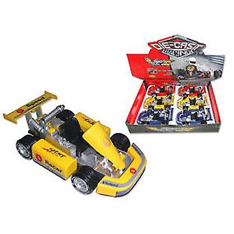 Dimasa Cars Metal Light And Sound (Toys , Vehicles And Tracks , Mini Vehicles , Cars)
