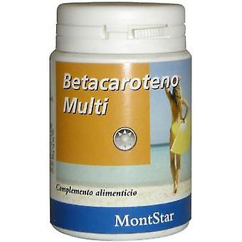 Mont Star beta-carotene Multi 60 Cap.