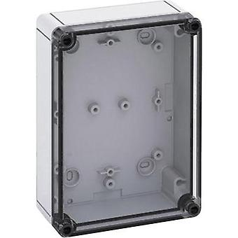 Build-in casing 100 x 52 x 37 Polycarbonate (PC) Light grey Spe