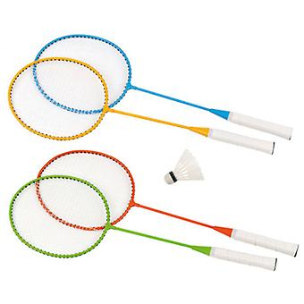 Sport One Badminton Complete Set For 4 Players (Outdoor , Sport)