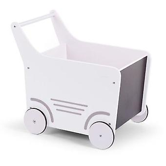 Childhome Toymaker White Cart (Toys , Preschool , Babies , Baby Walkers)