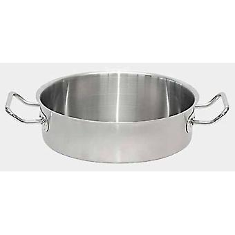 De Buyer PRIMARY sauté-pan with 2 handles, without lid