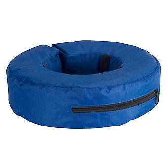 Buster Inflatable Collar Blue Xsml