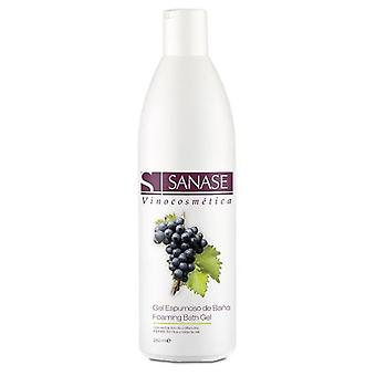 Sanase  Foaming Gel Bottle (Hygiene and health , Shower and bath gel , Shower gels)