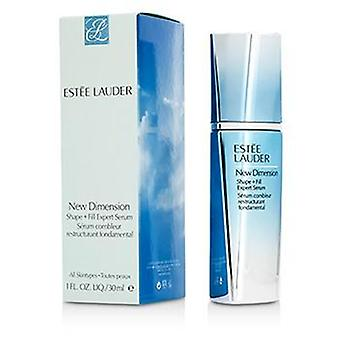 Estee Lauder neue Dimension Form + Füllung Experte Serum - 30ml / 1oz