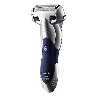 Panasonic 3 Blade Wet and Dry Mens Electric Shaver - Silver (ESSL41S)