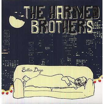 Skadet brødre - bedre dage [Vinyl] USA importerer