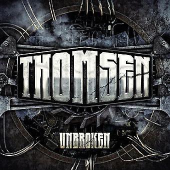 Thomsen - ubrudt [CD] USA importerer