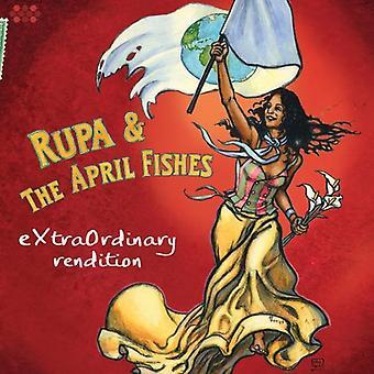 Rupa & April fisk - ekstraordinære [CD] USA importerer