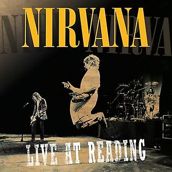 Nirvana - Live at Reading [CD] USA import