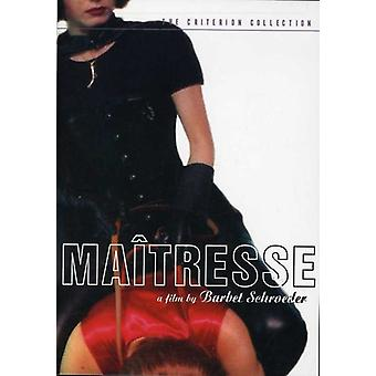 Maitresse [DVD] USA import