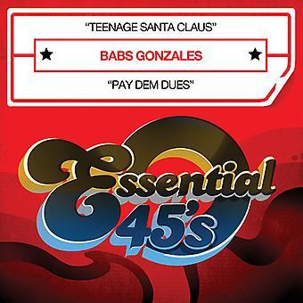 Babs Gonzales - import USA nastoletni Święty Mikołaj [CD]