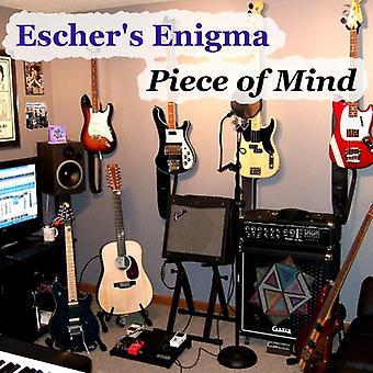 Eschers Enigma - Piece of Mind [CD] USA import