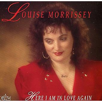 Louise Morrissey - Here I Am in Love Again [CD] USA import