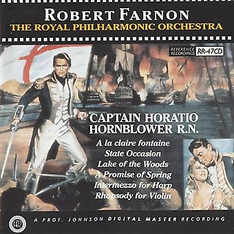Robert Farnon - Film Music & Others Works [CD] USA import