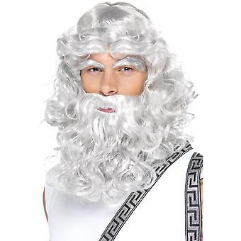 Zeus wig