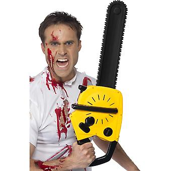 Fake Chainsaw Massacre chainsaw with sound Halloween