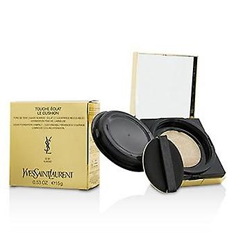 Yves Saint Laurent Touche Eclat Le Cushion Liquid Foundation Compact - #b30 Almond - 15g/0.53oz