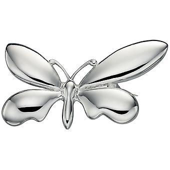 925 серебряные Бабочка Брошь