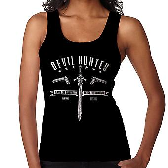Devil Hunter Devil May Cry Women's Vest