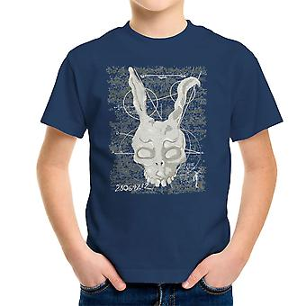 Franks profetie Donnie Darko Kid's T-Shirt