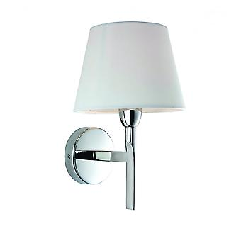 Firstlight Traditional Chrome Wall Sconce Fitting