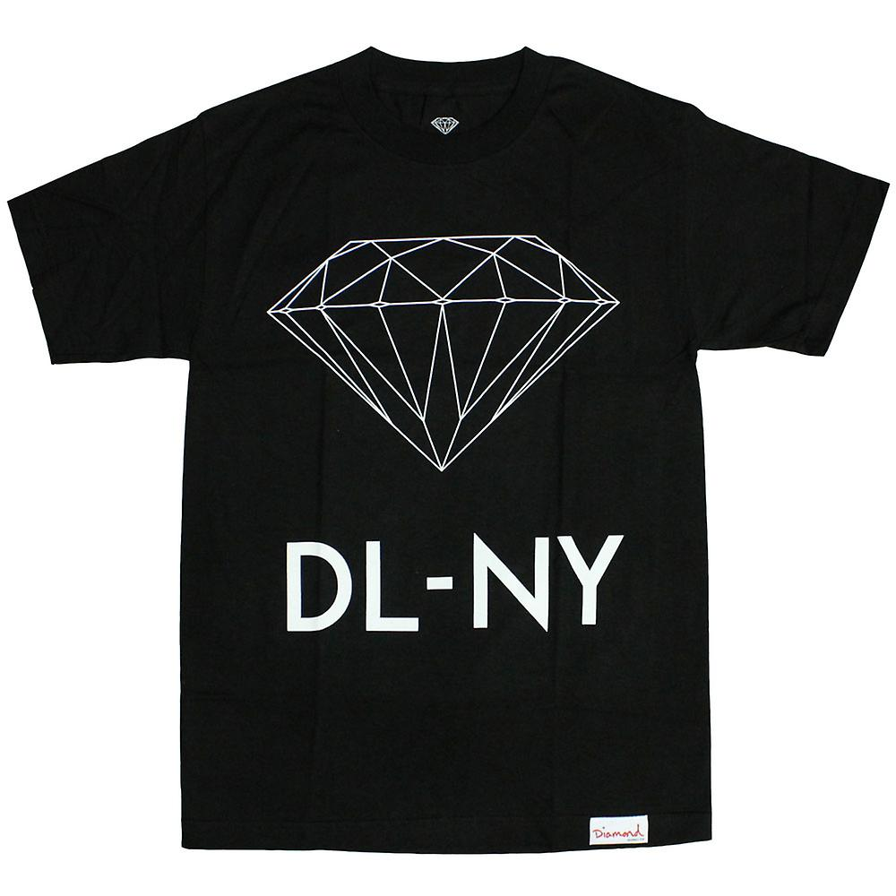 Diamond leverans Co DL-NY T-Shirt svart