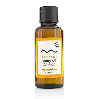 Erbaviva Breathe Body Oil - 125ml/4oz