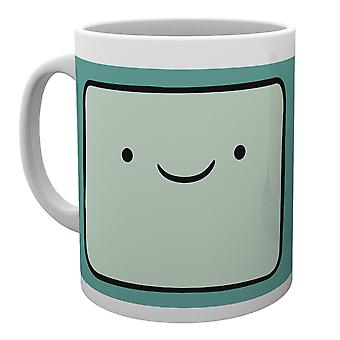 Adventure Time Beemo Face Mug