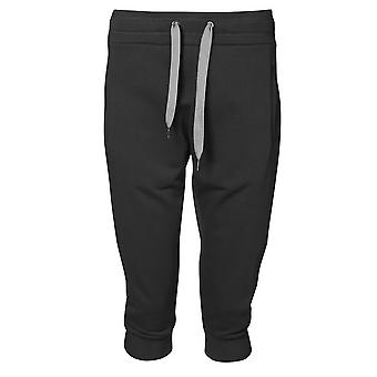 ID Womens/Ladies Sporty Capri Loose Fitting Sweatpants/Jogging Bottoms